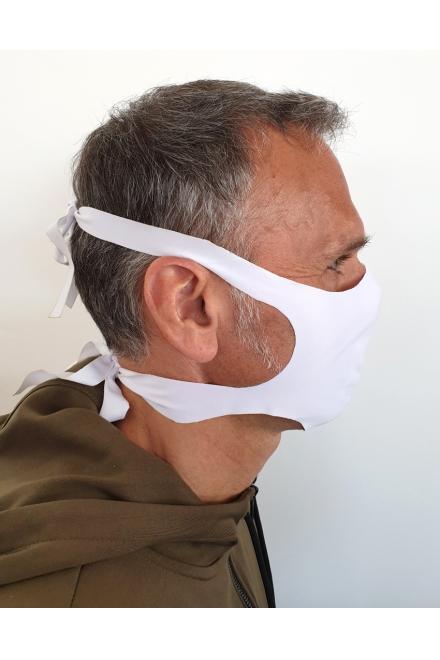 Behelfs-Mund-Nasen-Maske Stoff waschbar