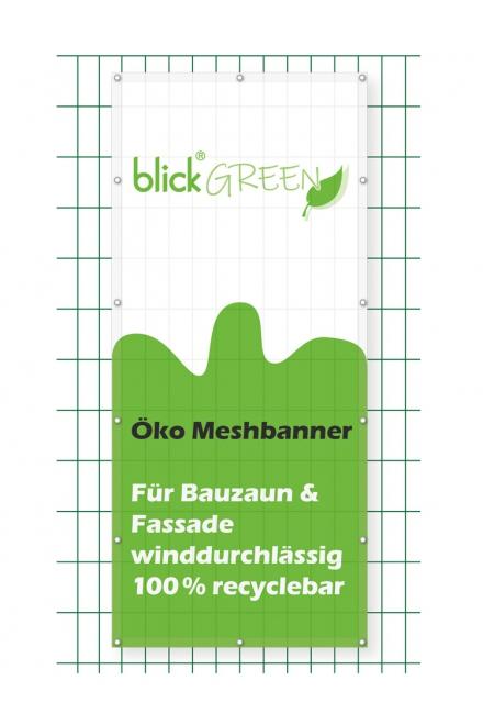 Öko Mesh Banner