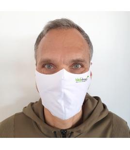 Behelfs-Mund-Nasen-Maske individuell bedruckt waschbar