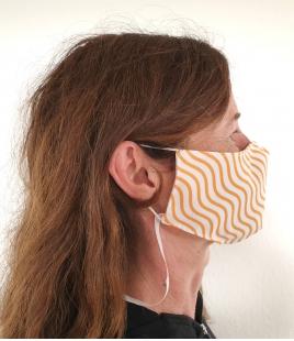 Mund-Nasen-Maske zum Umhängen im 2er-Set