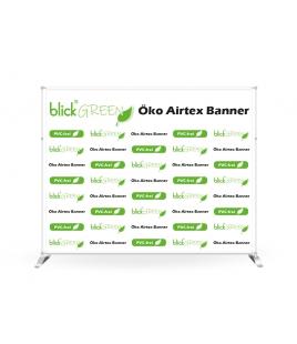 Öko Airtex Banner